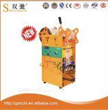 충전물 컵 봉인자 포장 기계 컵 밀봉 기계
