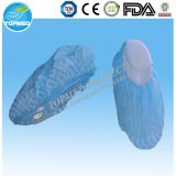 Fábrica del OEM con la cubierta disponible impermeable del zapato de PE/CPE