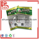 Gekochter Ingwer-vakuumverpackender Nylonplastikaluminiumbeutel