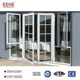 Fornitore di vetro del portello del blocco per grafici di alluminio