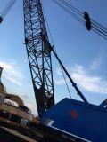 150 grue de chenille utilisée de Kobelco 7150 de grue de chenille de tonne