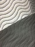Mattress&Pillows 덮개를 위한 직물이 100%Polyester에 의하여 뜨개질을 했다