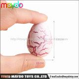 2.5*3.5 마술 플라스틱 부화 애완 동물 성장하고 있는 공룡알 장난감