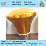 現代および魅力的な円錐ステンレス鋼の電気旗竿