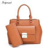 Сумки для женщин взять на себя сумки брелоки Satchel 2ПК установлен в спинке