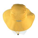 Крышка предохранения от Sun отдыха с логосом вышивки Customed