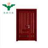 Zhejiang Yujie Fabricação a banheira de Venda porta sólida de entrada de alumínio