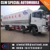 40cbm 탱크 부피 공급 트럭, 8*4 LHD Rhd 대량 탱크 공급 트럭