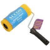 Импортируемые сырьевые материалы профессионального полиэфирная краска из пеноматериала роликовой щетки Германии Core