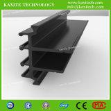 Contrefiche de polyamide de barrière de chaleur d'extrusion de forme de CT pour le guichet isolé