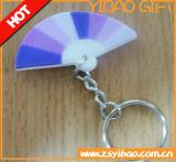 Un design coloré PVC trousseau pour cadeau promotionnel