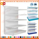 Double Sided Back Panel Display Shelf for Supermarket Shelving (Zhs17)