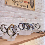 De nieuwe Vertoning Van uitstekende kwaliteit van het Horloge van de Aankomst Gloednieuwe Acryl