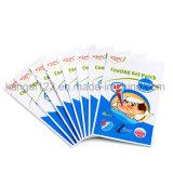 Muestras gratis parche de gel de cefalea de refrigeración de la fiebre del bebé la reducción de la Cool Patch