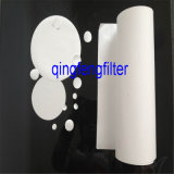 membrana hidrofóbica del filtro de discos de 0.22um 25m m PTFE para la filtración