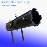 Hight 힘 300W LED 급상승 Gobo 영사기 또는 Leko 단면도