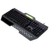 Aoyeah K107 проводные USB-Механические узлы и агрегаты клавиатуры для игр