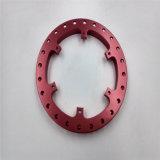 Moagem CNC peças feitas por alumínio 6061-T6