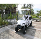 Carrello di golf a pile di 4 Seater