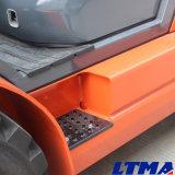 Ltma nuevo diesel de 3,5 toneladas de la carretilla elevadora accidentado del terreno en venta