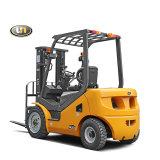 Fabricado en China 3 toneladas de la carretilla elevadora Diesel Motor japonés modelo Popular