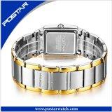 OEMの工場卸売の方法すべてのステンレス鋼の腕時計