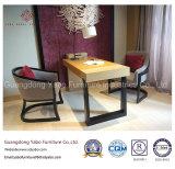 Запасливые комплекты мебели спальни гостиницы с выполненный на заказ конструкцией (YB-811)