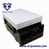 200W는 WiFi Bluetooth 3G 이동 전화 방해기를 방수 처리한다 (방향 위원회 안테나에)