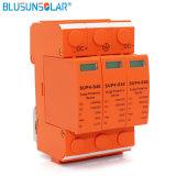 3p DC 600V/1000V/1200V SUP4-S40 SPD 20/40KA CC dispositivo protector Protector de transitorios