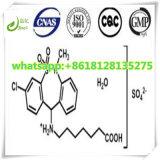 Сульфат CAS1224690-84-9 Tianeptine порошка антидепрессанта Tianeptine сырцовый
