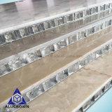 Comitati del favo di Marble/HPL/Aluminum per la facciata del fante di marina/costruzione/parete
