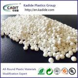 Hoge Concentratie van TiO2 Witte Masterbatch voor Plastic Producten