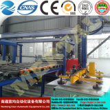Four Rolls Steel Plate Rolling Bending Machine for Wind Tower Production Line