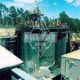 Carbonio dell'oro nella linea di trasformazione della liscivia dall'attrezzatura mineraria di Gandong