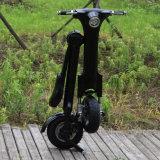 Bluetoothのリチウム電池のスクーター