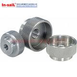 La norme DIN6303 galvanisation à chaud écrous moletés