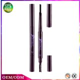 El doble automático del producto de la oferta especial echó a un lado lápiz de ceja impermeable permanente del maquillaje