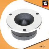 Tweeter St-01 алюминиевого купола диктора автомобиля Titanum 1 дюйма супер