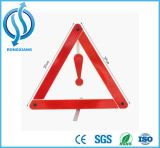 차를 위한 반사 경고 삼각형