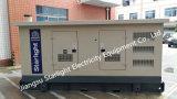 Générateur diesel silencieux refroidi à l'eau diesel du groupe électrogène 68kw d'engine Set/85kVA Volvo