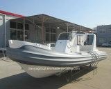 5.2m Fiberglas-Yacht-Tender-aufblasbares Rippen-Boot