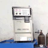 cadena de producción del cilindro de gas 15kg con los brazos mecánicos
