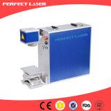 10W 20W 30W 50W Venta caliente y ninguna máquina consumible de la marca del laser de la mini fibra para el metal Pedb-400A