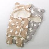 Karikatur-Baby-Säuglingsflagge-Beutel-Kind-Schlafsack