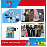 Etiqueta dura alarmante de la seguridad EAS del ABS para la ropa, minorista, supermercado, cadena de suministro