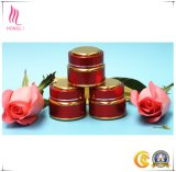 Los contenedores de envases cosméticos reutilizables para el cuidado de la piel