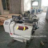 Ambientador de papel automático el tendido de la máquina de atado con cinta elástica