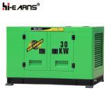 Water-Cooledディーゼル発電機の無声タイプ(GF2-40kVA)