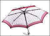 آليّة مفتوحة ختام 3 ثني [19ينش] [إكس6ك] مظلة لأنّ يعلن