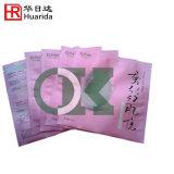 Три стороны уплотнения ламинированные пластиковый мешок для маски для лица